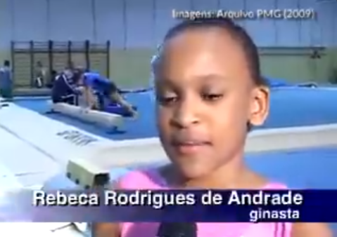 Olimpíadas Rebeca Andrade Daiane dos Santos