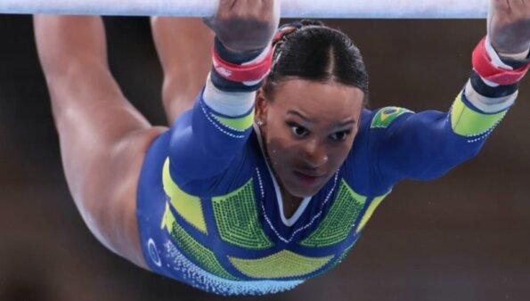Brasil Olimpíadas Rebeca