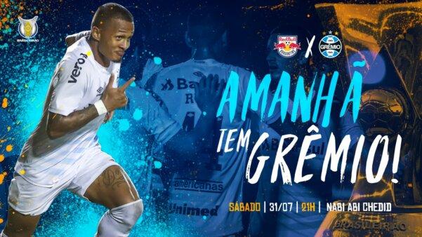 Red Bull Bragantino x Grêmio guia