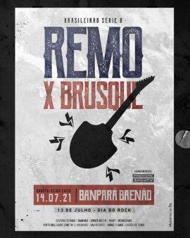 Remo x Brusque guia