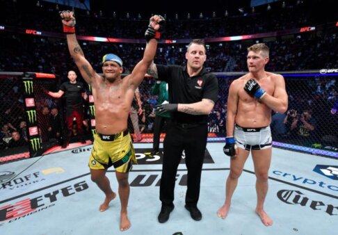 Resultados UFC 264