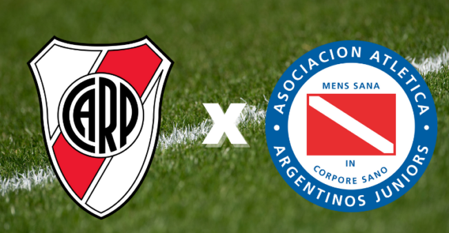 River Plate x Argentinos Juniors