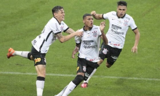 Atacante do Corinthians
