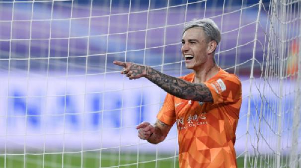 Corinthians / Róger Guedes