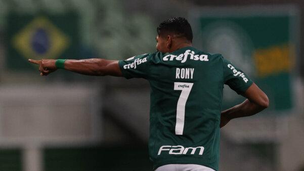Dudu, Rony, Palmeiras