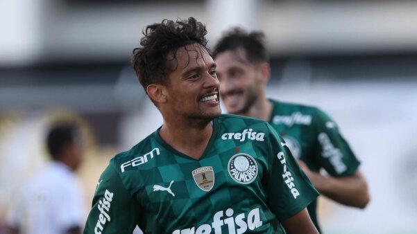 Scarpa, Palmeiras
