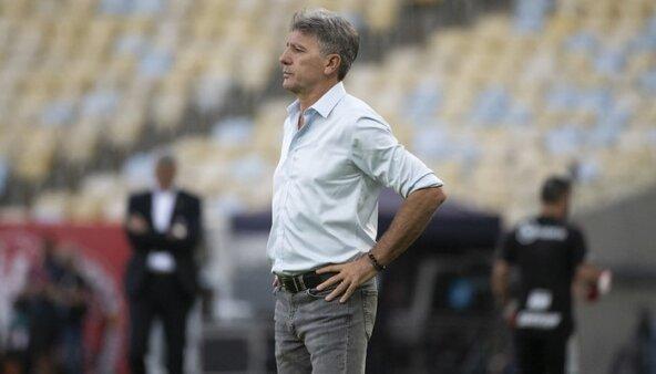 Renato Gaúcho, técnico do Flamengo (Foto: Alexandre Vidal/ Flickr oficial do Flamengo)