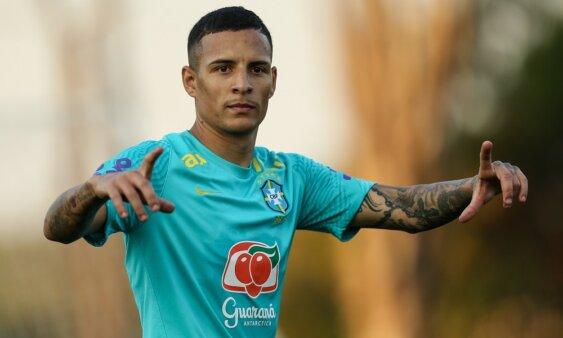 Guilherme Arana é um dos destaques do Atlético-MG em 2021