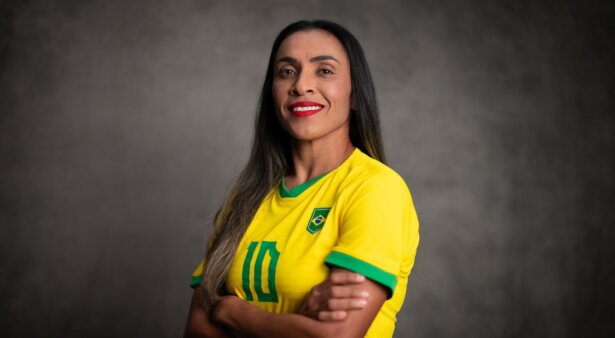 Marta vai defender o Brasil nas Olimpíadas de Tóquio