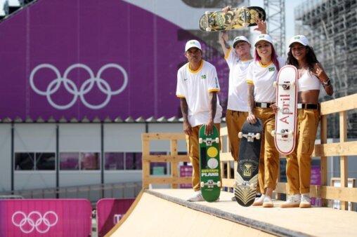 Skate, Olimpíadas