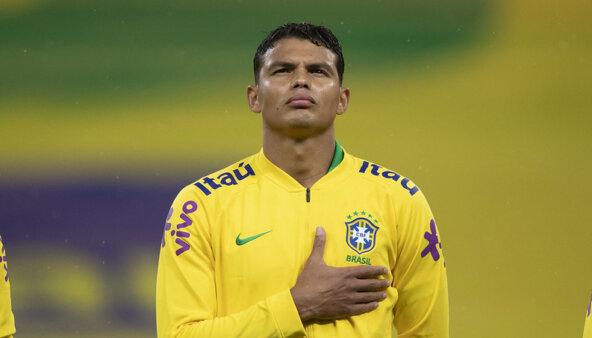 Thiago Silva desabafou no Instagram.
