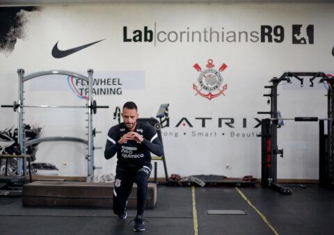 Corinthians novidades treino Flamengo