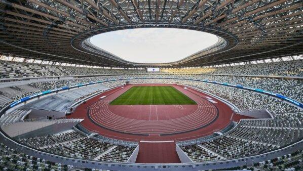 Olimpíadas: Estádio Olímpico