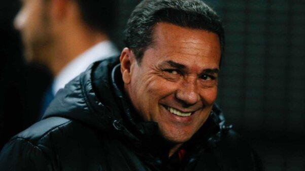 Vanderlei Luxemburgo é o alvo do Botafogo