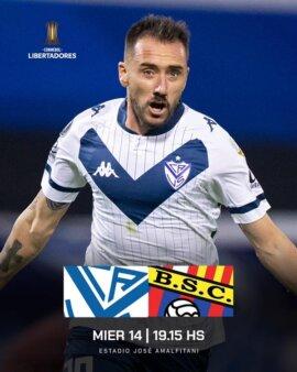 Vélez Sarsfield x Barcelona-EQU guia