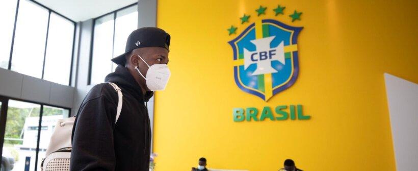 Olimpíadas: Brasil pede liberação de Vinicius Júnior para o Real Madrid