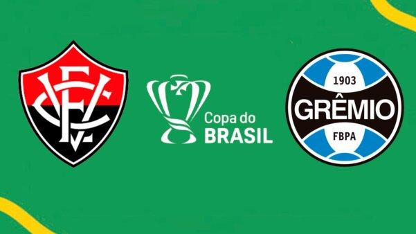 Vitória x Grêmio - Copa do Brasil