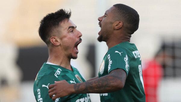 Wesley atacante Palmeiras