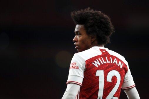 Willian pode deixar o Arsenal e voltar para o Corinthians