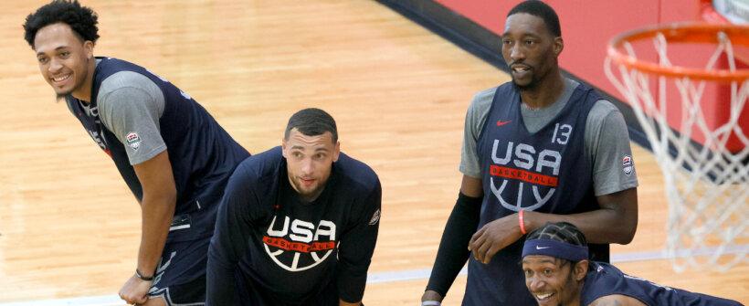 Olimpíada de Tóquio: ala não viaja e pode desfalcar basquete dos EUA