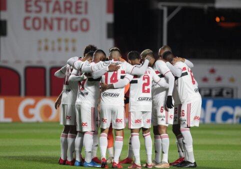 São Paulo Palmeiras VAR