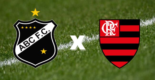 ABC-RN x Flamengo