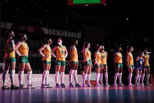 Olimpíadas; Confira os jogos das quartas de final do vôlei feminino
