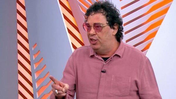 Casagrande falou sobre a seleção brasileira.
