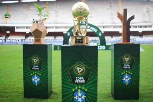 Troféus da Copa Verde 2020