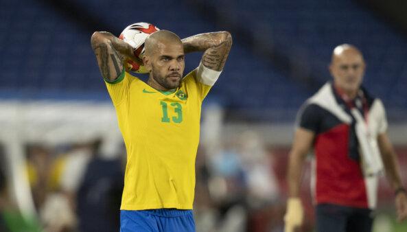 Daniel Alves, Jogos Olímpicos