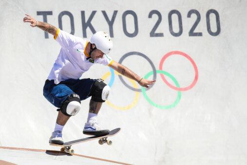 Olimpíadas: Pedro Barros