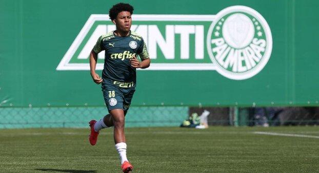 Volante do Palmeiras