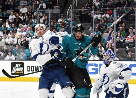 Evander Kane, jogador do San Jose Sharks