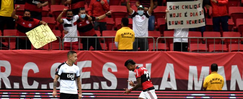 Flamengo chega a 15 jogos de invencibilidade na Libertadores