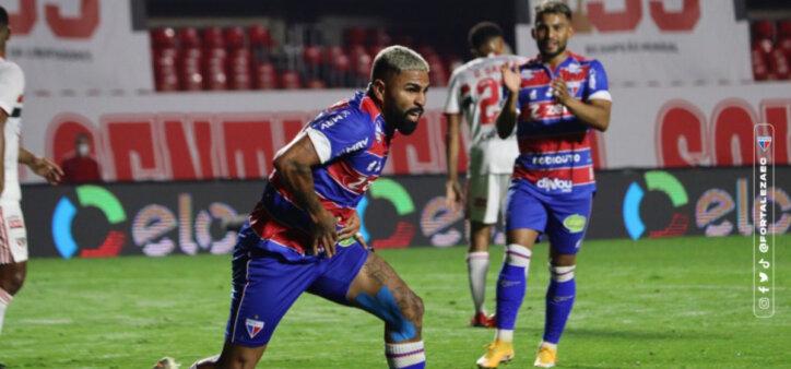Com empate no Morumbi, Fortaleza segue invicto contra paulistas