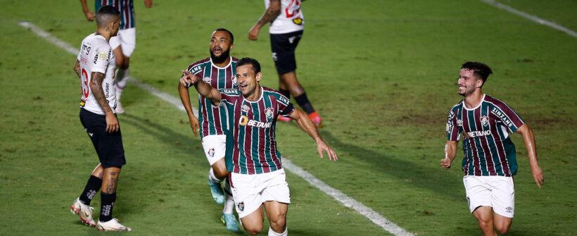 Histórico! Fred se iguala a Romário como maior artilheiro da Copa do Brasil