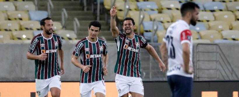 Libertadores: Fluminense vence o Cerro Porteño no Maracanã e confirma classificação