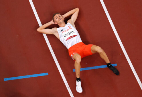 olimpiadas atletismo tóquio japão