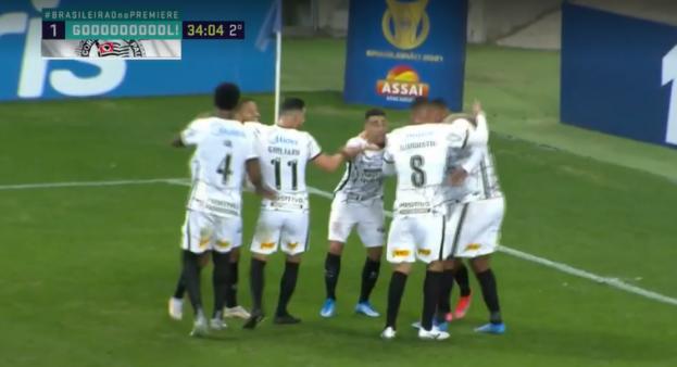 Grêmio x Corinthians gols