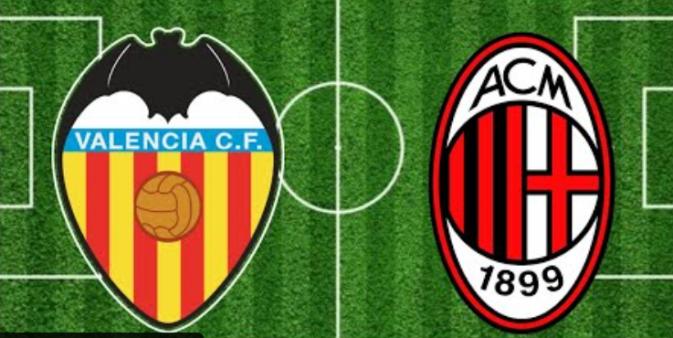 Valencia x Milan
