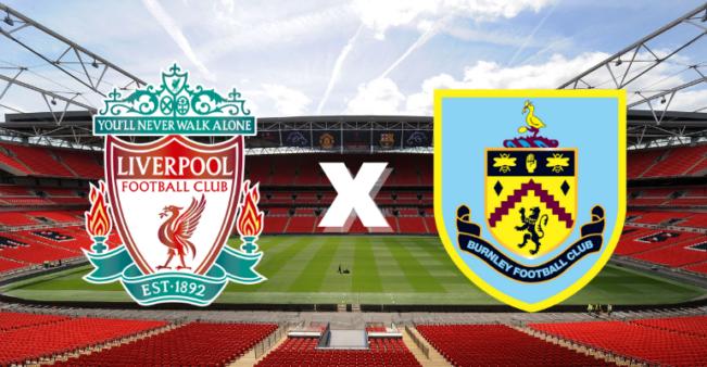Liverpool x Burnley