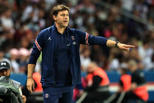 Mauricio Pochettino PSG Paris Saint-Germain