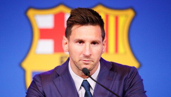Messi no PSG - barcelona