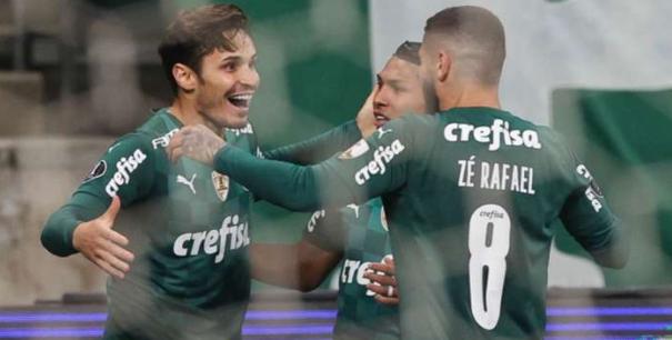 Palmeiras x Cuiabá ao vivo