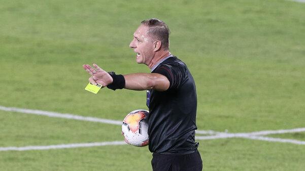 Pitana foi escalado na Libertadores.