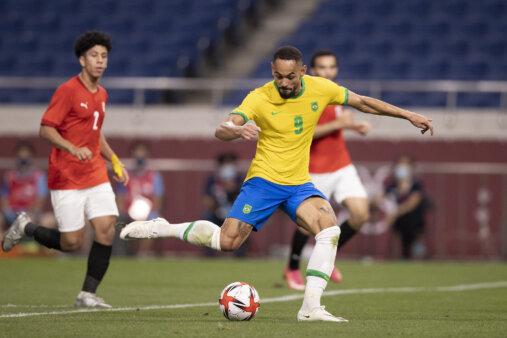 Provável escalação Brasil México Olimpíadas
