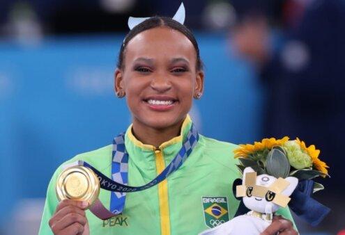 rebeca olimpíadas ouro brasil