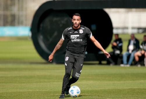 Corinthians / Renato Augusto / novelas / mercado da bola
