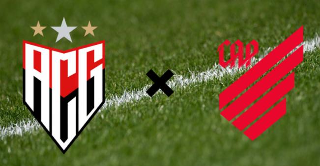 Atlético-GO x Athletico-PR