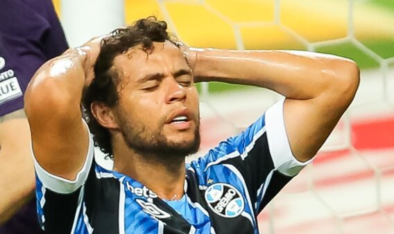 Matheus Ferraz pode estar de saída do Grêmio